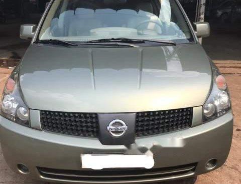 Bán ô tô Nissan Quest năm 2005, nhập khẩu nguyên chiếc xe gia đình, giá chỉ 350 triệu