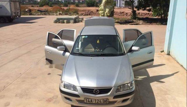 Bán Mazda 626 năm sản xuất 2001, màu bạc, nhập khẩu như mới