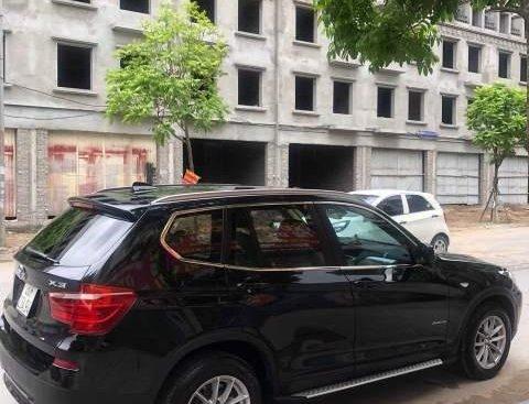 Bán ô tô BMW X3 2013, màu đen, nhập khẩu nguyên chiếc, giá 950tr