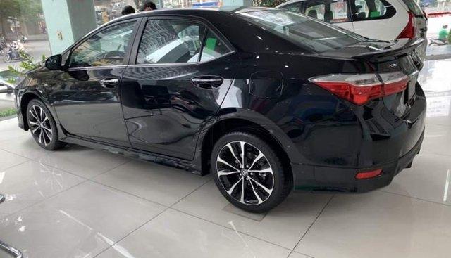 Bán Toyota Corolla Altis 2019, màu đen, giá tốt