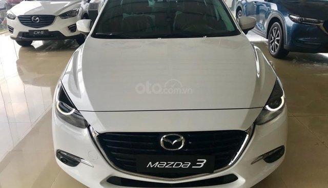 Bán Mazda 3 2.0 sedan 2019 ưu đãi lớn - Trả góp 90% - giao xe ngay - Hotline: 0973560137