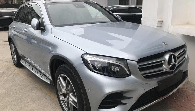 Bán Mercedes GLC 300 sản xuất 2017, màu bạc