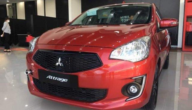 Mitsubishi G-Stars Cần Thơ bán Attrage, xe được nhập khẩu nguyên chiếc từ Thái Lan