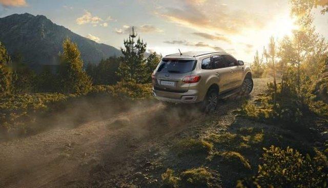 Cần bán Ford Everest năm 2018, nhập khẩu, xe chính hãng, mới 100%