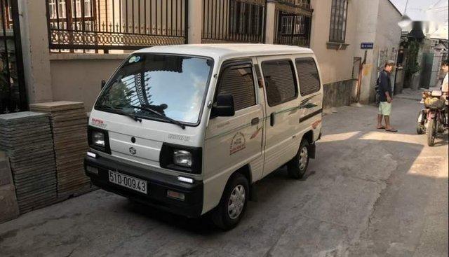 Bán xe Suzuki Super Carry Van sản xuất năm 2007, màu trắng, máy êm