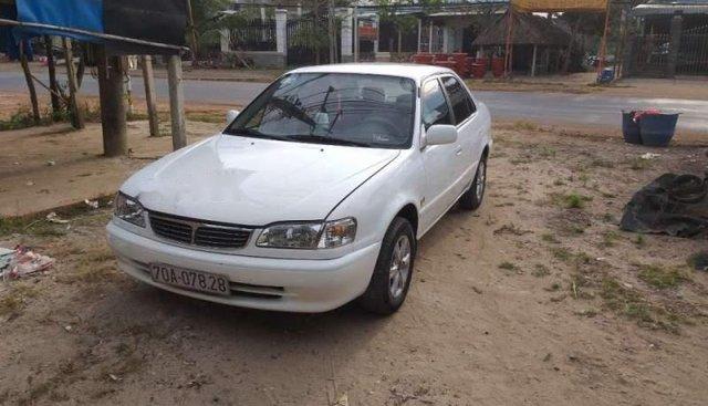 Bán xe Toyota Corolla đời 1998, màu trắng, bao đẹp