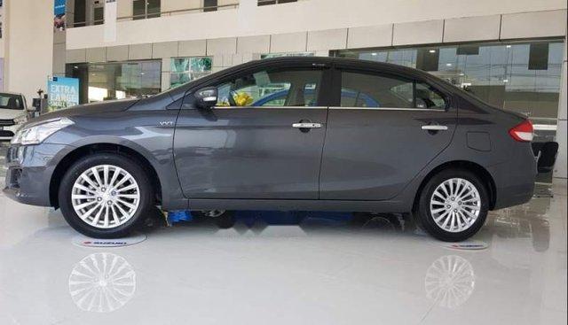 Bán Suzuki Ciaz 2018, màu xám, nhập khẩu, giá chỉ 499 triệu