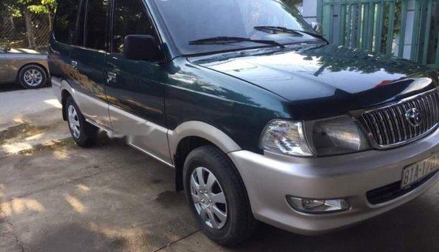 Cần bán xe Toyota Zace Sx 2003, mọi chi tiết vui lòng liên hệ