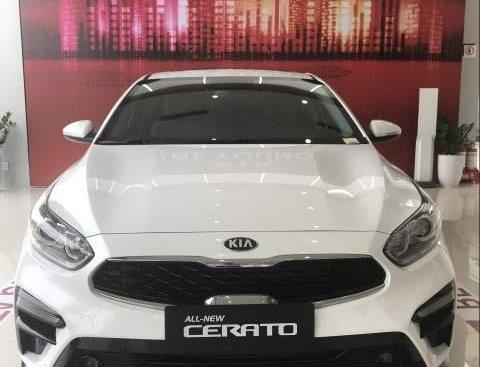 Bán Kia Cerato sản xuất năm 2019, màu trắng