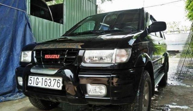Cần bán xe Isuzu Hi lander đời 2004, màu đen, xe nhập giá cạnh tranh