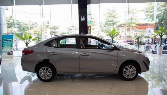 Bán Toyota Vios E đời 2019, màu bạc. Ưu đãi hấp dẫn