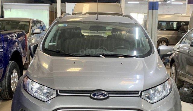 Bán Ford EcoSport sản xuất năm 2015, màu bạc, xe chính chủ