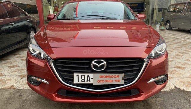 Cần bán Mazda 3 AT 1.5 Sedan sản xuất 2018, chạy đúng 1 vạn xịn