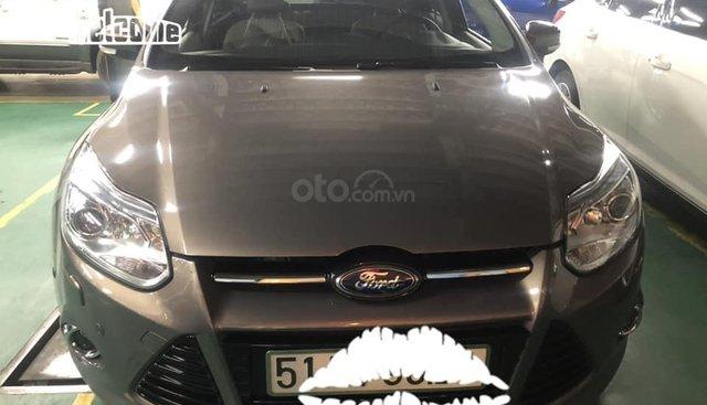Bán ô tô Ford Focus 2.0L Titanium sản xuất 2014, màu xám (ghi)