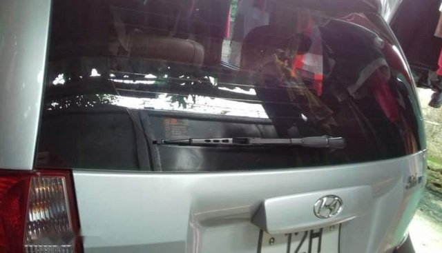 Cần bán lại xe Hyundai Click sản xuất 2008, màu bạc, nhập khẩu xe gia đình, giá 220tr