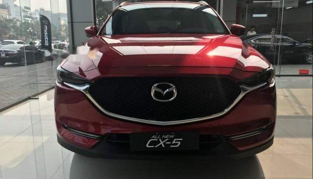 Bán Mazda CX 5 sản xuất 2019, màu đỏ, mới hoàn toàn