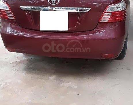 Cần bán Toyota Vios 1.5 MT 2010, màu đỏ như mới