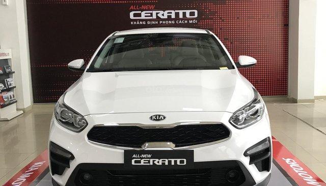 Kia Cerato 2019, giảm ngay tiền mặt khi liên hệ