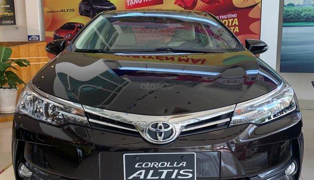 Bán Toyota Altis 1.8G CVT SX 2019 hỗ trợ 50% thuế trước bạ Toyota Đông Sài Gòn - Gò Vấp, Lh 0909861184