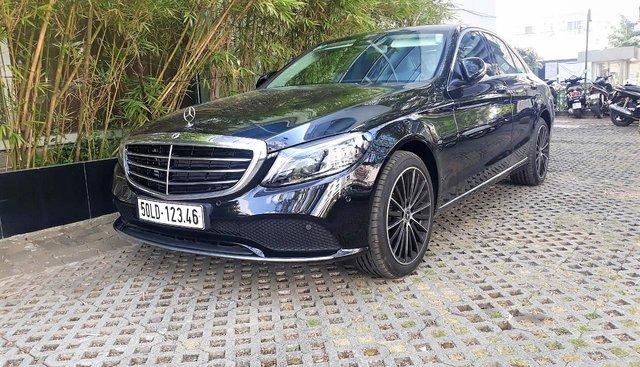 Bán Mercedes C200 Exclusive 2019 cũ, chính hãng, như mới