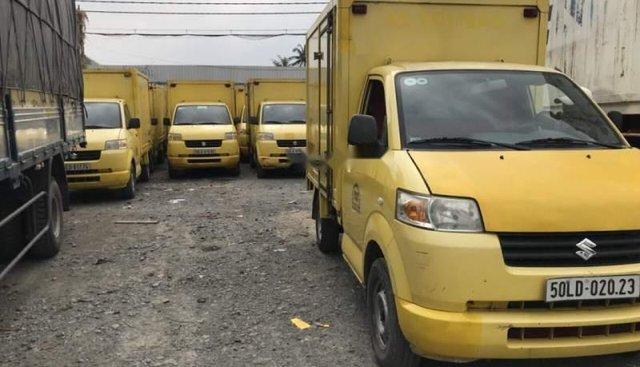 Cần bán gấp Suzuki Carry năm 2012, màu vàng