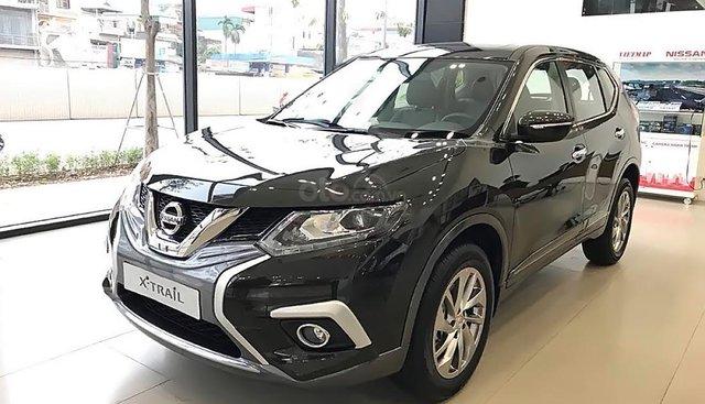 Bán Nissan X trail 2.0 Premium sản xuất 2019, xe giao ngay