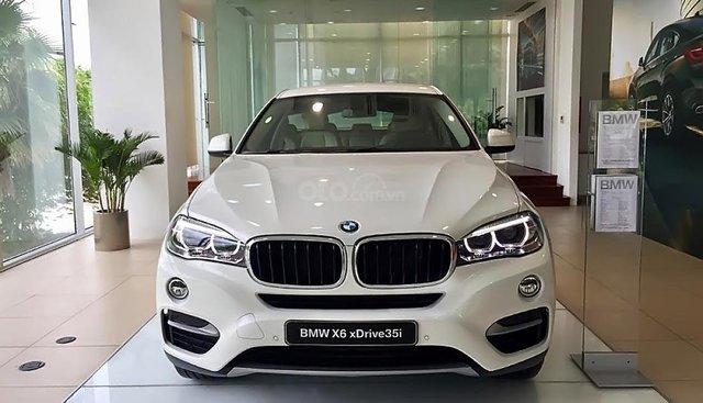 BMW Phú Mỹ Hưng bán BMW X6 xDrive35i sản xuất 2018, xe mới 100%