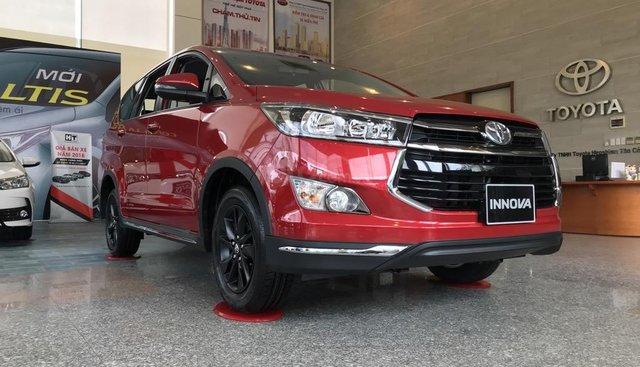 Bán Toyota Innova Venturer 2019, khuyến mãi đặc biệt, thanh toán 290tr có xe ngay
