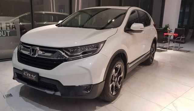 Bán Honda CR V sản xuất năm 2019, xe nhập, đủ màu, giao ngay