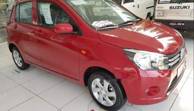 Bán xe Suzuki Celerio đời 2019, màu đỏ, nhập khẩu