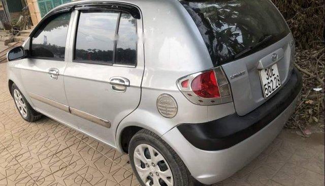 Bán ô tô Hyundai Getz năm sản xuất 2008, màu bạc, nhập khẩu, 175tr