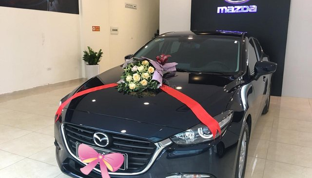 Mazda 3 đủ màu, đủ phiên bản, giá cực tốt. Liên hệ Mazda Hà Đông: 0944601785