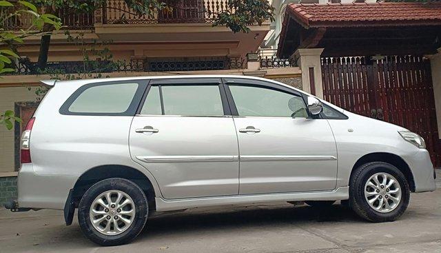 Bán Toyota Innova 2.0E, xe E xịn, màu bạc, giá 508tr - Anh Thành - SĐT 0939392111
