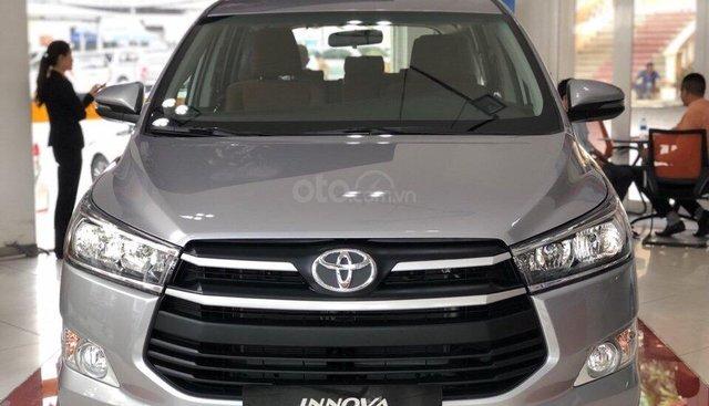 Toyota Innova 2019 KM Tặng tiền mặt lên đến 30tr, tặng bảo hiểm thân vỏ, và nhiều PK khác 0938805787