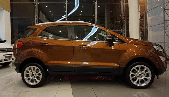 Cần bán xe Ford Ecosport đầy đủ phiên bản tặng BHVC, full bộ PK Ford Performance Limited đời 2019, giá 533tr