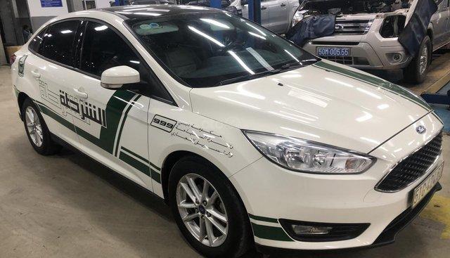 Bán Ford Focus 1.5L Ecoboost năm sản xuất 2017, màu trắng, giá 575tr