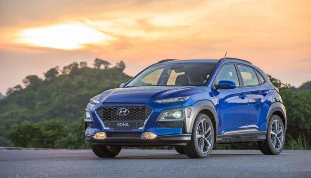 Đánh giá xe Hyundai Kona 2018