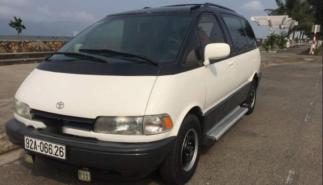 Cần bán lại xe Toyota Previa 1990, hai màu