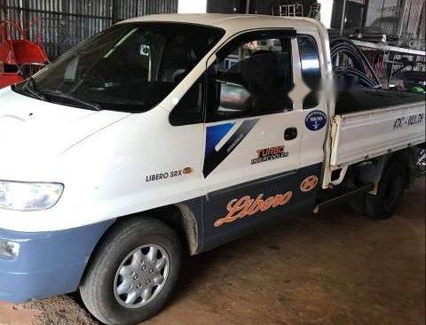 Cần bán lại xe Hyundai Libero năm sản xuất 2003, màu trắng, nhập khẩu, xe hoạt động bình thường