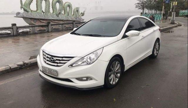 Bán ô tô Hyundai Sonata sản xuất năm 2011, màu trắng, xe nhập giá cạnh tranh