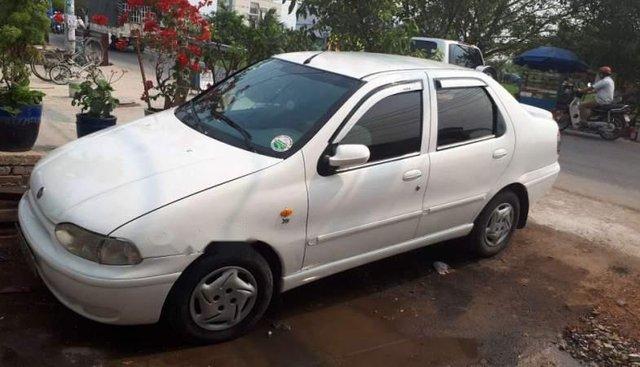 Bán Fiat Siena 2003, màu trắng, xe nhập