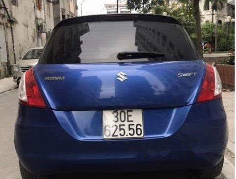 Bán ô tô Suzuki Swift năm sản xuất 2016, màu xanh lam