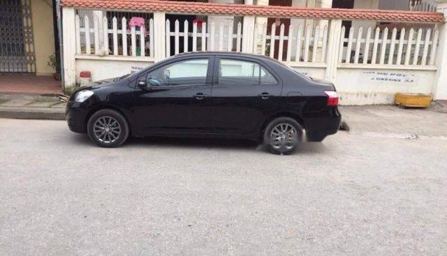 Bán Toyota Vios năm sản xuất 2012, màu đen, 260tr