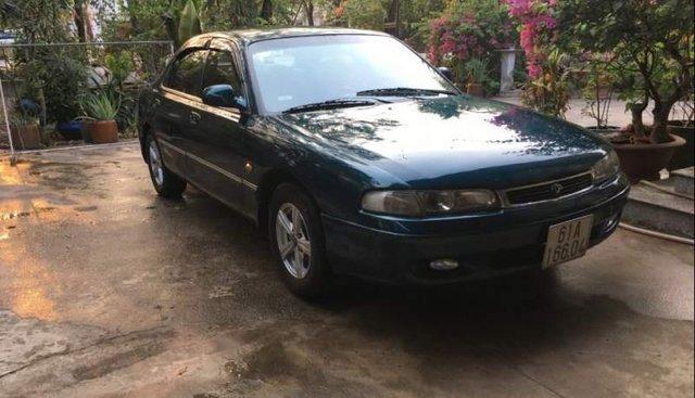Bán lại xe Mazda 626 năm sản xuất 1992, nhập khẩu nguyên chiếc số sàn
