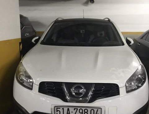 Bán Nissan Qashqai 2.0AT năm 2008, màu trắng, nhập khẩu nguyên chiếc chính chủ