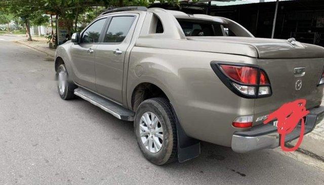Bán Mazda BT 50 sản xuất 2015, xe nhập số tự động