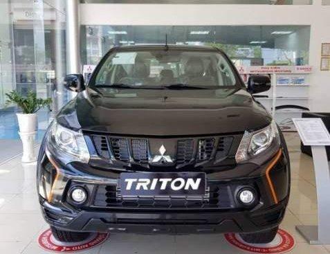 Bán Mitsubishi Triton năm sản xuất 2018. Giao xe ngay - khuyến mãi khủng