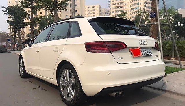 Bán Audi A3 đời 2013, màu kem (be), xe nhập giá cạnh tranh