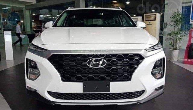 Hyundai Santa Fe, rẻ nhất đủ màu (máy xăng + dầu), trả góp, chỉ 300tr lấy xe - LH: 0947371548