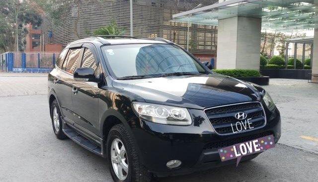 Ô Tô Thủ Đô bán xe Hyundai Santa Fe 2008, máy dầu 2 cầu, 489 triệu